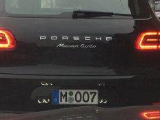 Porsche M 007